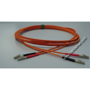 Patchcord Duplex MM 62,5/125 LC-LC